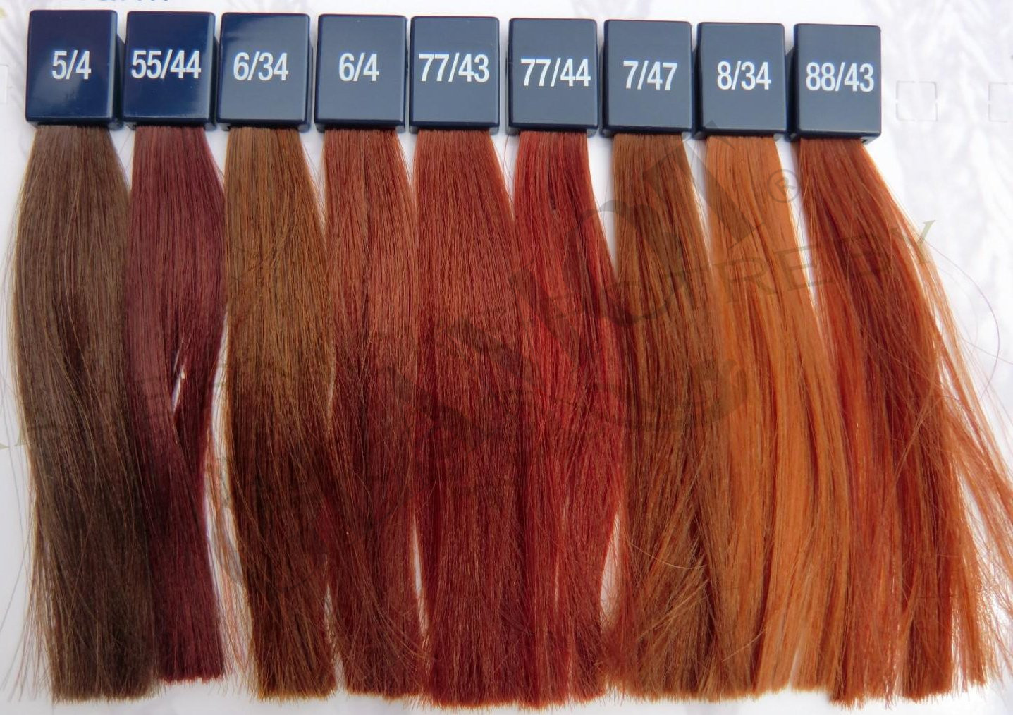 Wella Professionals Koleston Perfect Vibrant Reds Hair