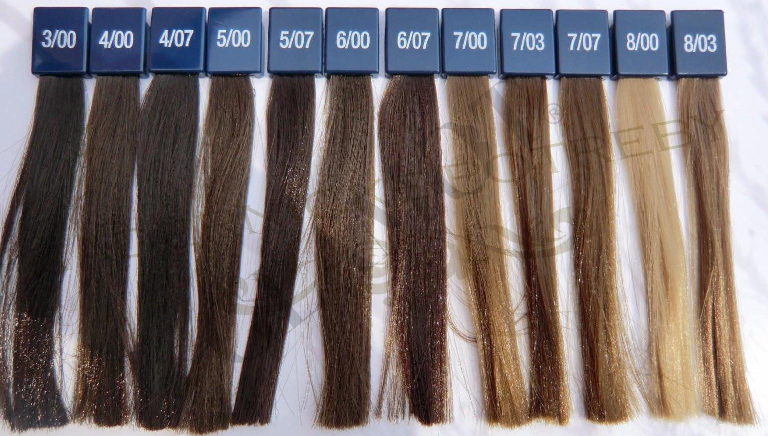 Краска для волос 33 товары красоты и wella 33/0 темно-коричневый интенсивный краска для волос / koleston 60 мл