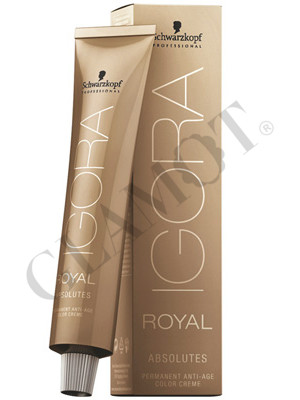 Schwarzkopf Professional Igora Royal Absolutes permanentní barva na vlasy 4aedd04ccf