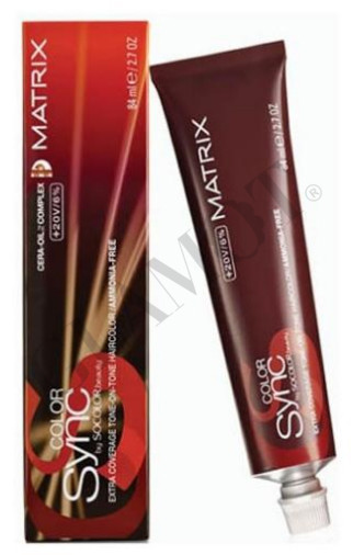 Matrix Color Sync Demi Color Glamot Com