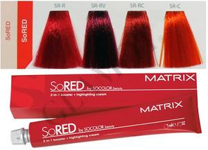 Matrix Socolor Beauty So Red Glamot Com