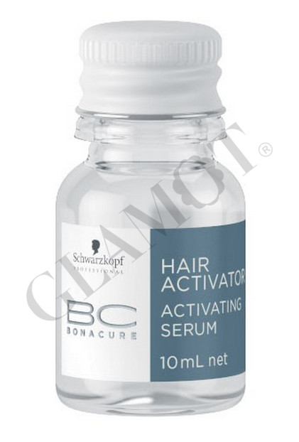 Schwarzkopf Professional Bc Bonacure Hair Activator Serum