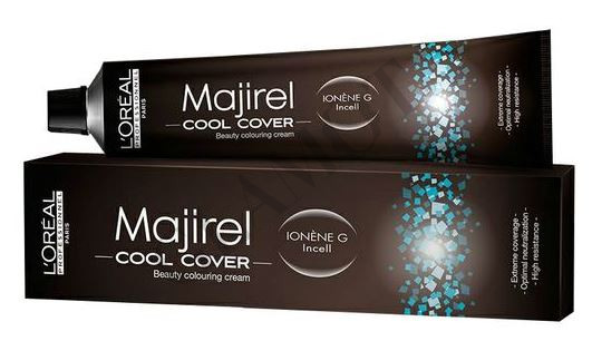 l u0026 39 or u00e9al professionnel majirel cool cover