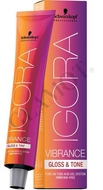 schwarzkopf professional igora vibrance gloss tone - Igora Coloration
