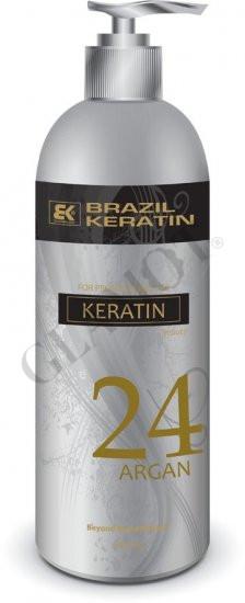 Sun Damaged Lips: Brazil Keratin Beauty 24h