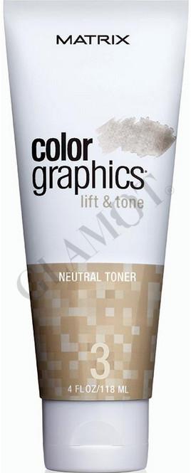 Matrix Color Graphic Lift Amp Tone Toner Glamot Com
