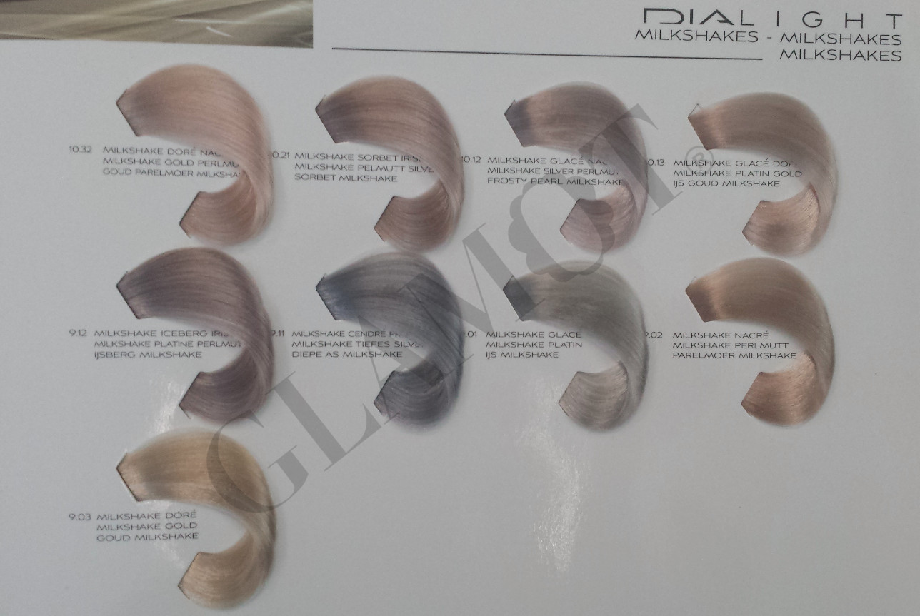 L Or 233 Al Professionnel Dialight Semi Permanent Hair Color