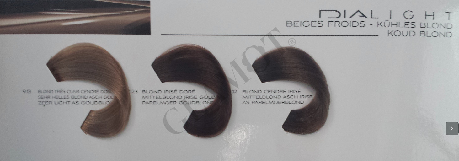 L Or 233 Al Professionnel Dialight Semi Permanent Hair Color