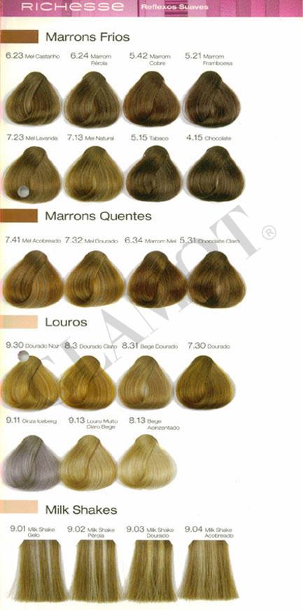 hair colour loreal richesse de diacolor glamot