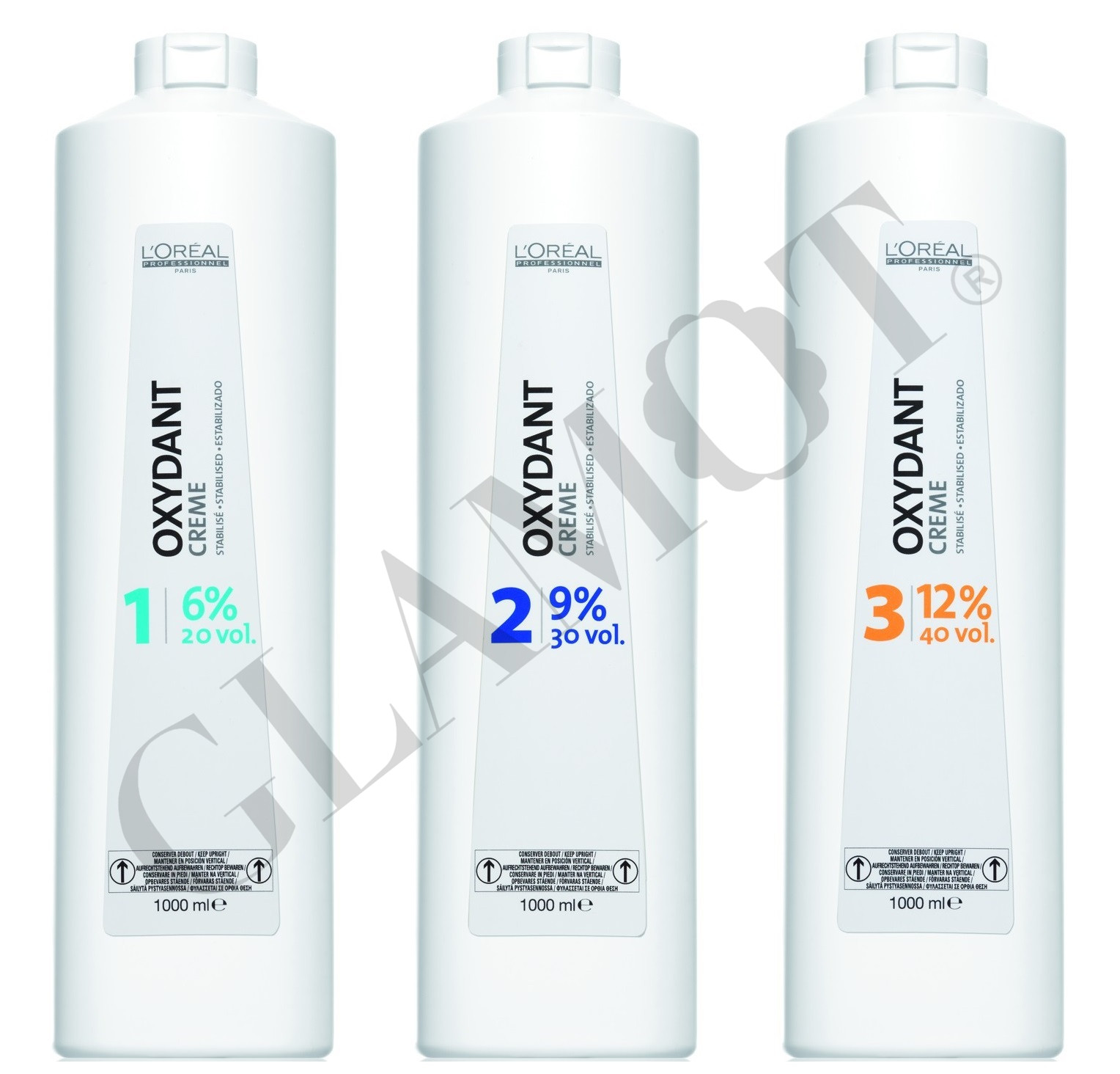 product category brands oreal