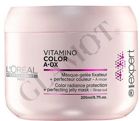 loral professionnel srie expert vitamino color aox mask - L Oreal Vitamino Color
