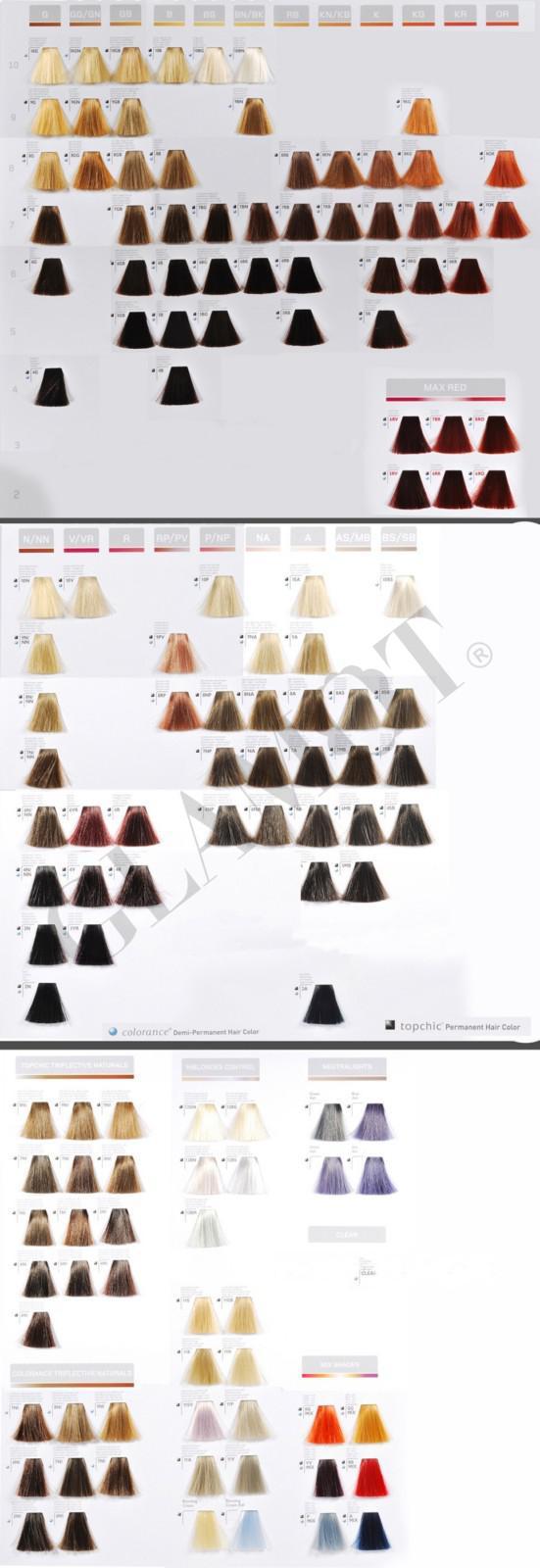 Goldwell Colorance Colorance Glamot