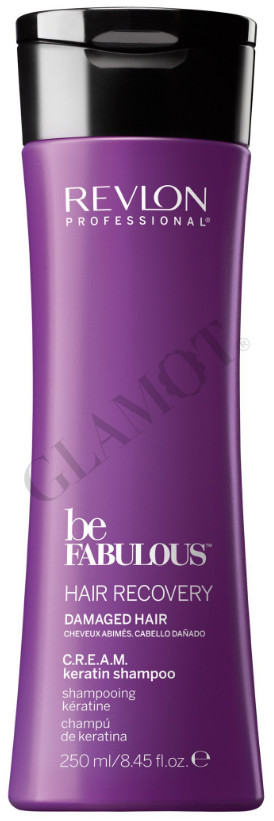 836aed10a09 Revlon Professional Be Fabulous Recovery Cream Shampoo | glamot.com