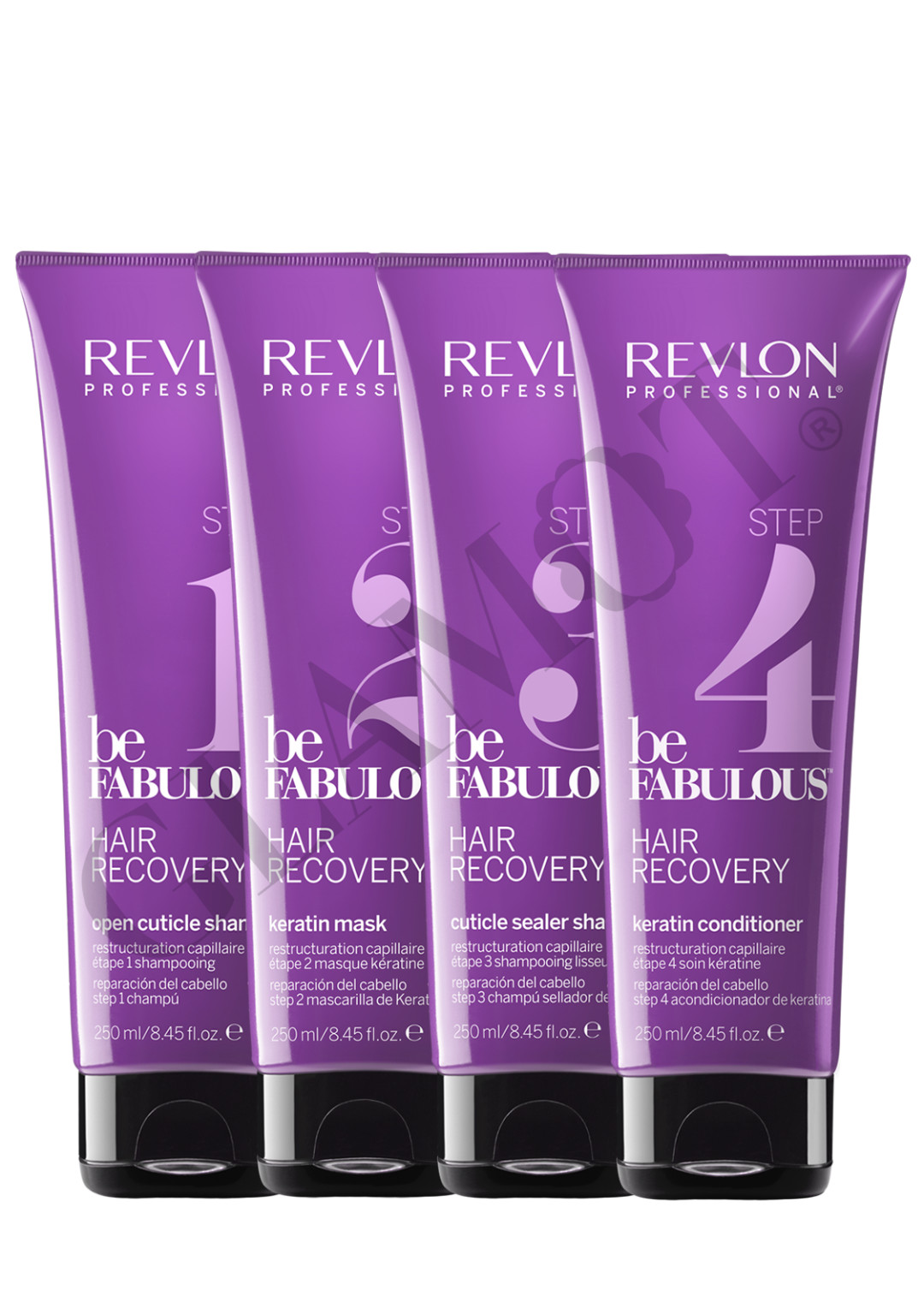 f42f0da16f9 Revlon Professional Be Fabulous Recovery Step 1 Open Cuticle Shampoo ...