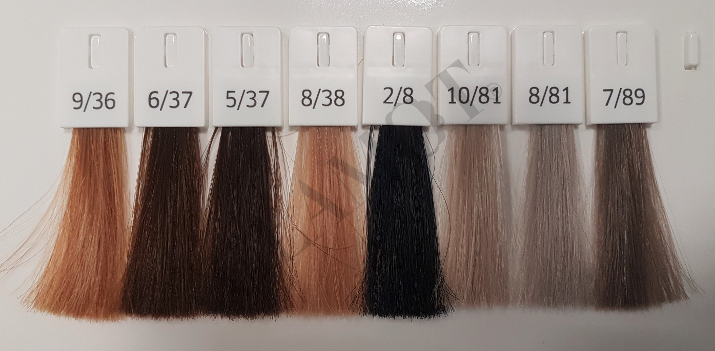 Wella Professionals Color Touch Rich Naturals Semi