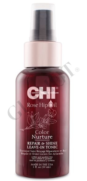 chi rose hip oil repair shine leave in tonic. Black Bedroom Furniture Sets. Home Design Ideas