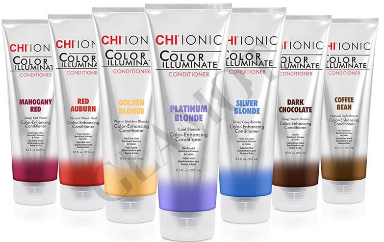Chi Color Illuminate Conditioner Glamot