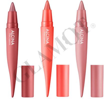 alcina matt lip stick lippenstift mit matteffekt. Black Bedroom Furniture Sets. Home Design Ideas
