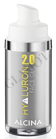 Alcina Hyaluron 20 Face Gel Glamotcom