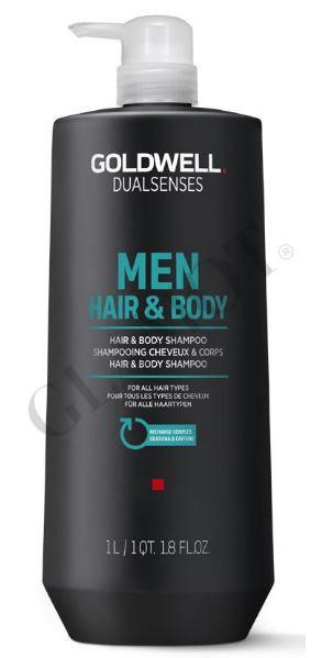 Body shampoo for men
