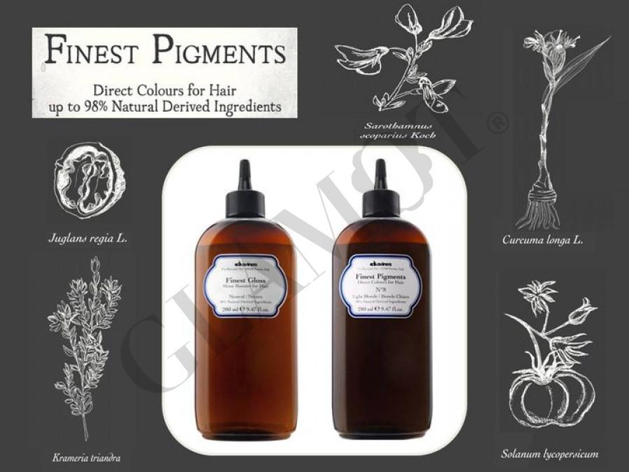 davines finest pigments