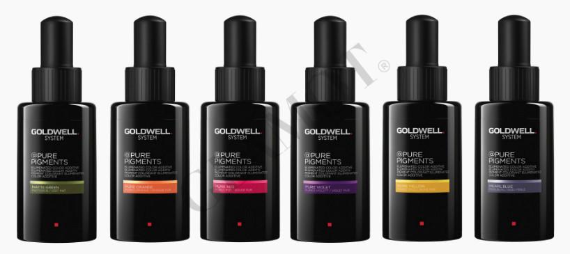 Goldwell Pure Pigments Glamot Com
