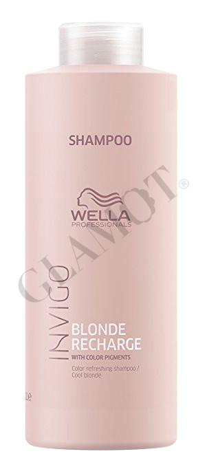 Wella Professionals Invigo Blonde Recharge Cool Blonde Shampoo ... ce4de19f258