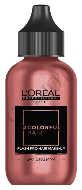 how to use loreal colorful hair