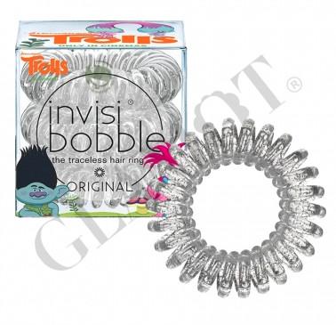 Invisibobble Original Trolls Sparkling Clear  9a1d30ba85d