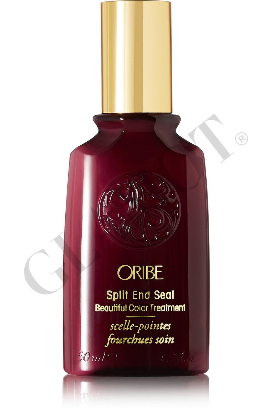 Sun Damaged Lips: Oribe Split End Seal