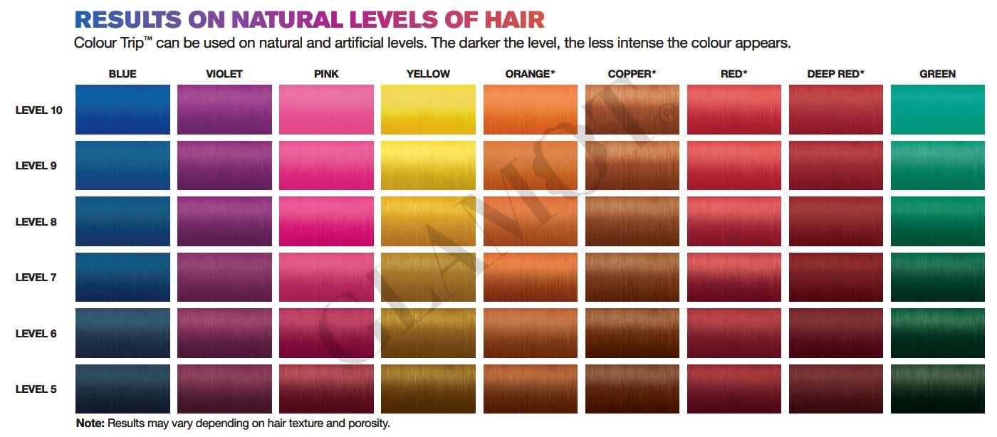 Tigi Bed Head Colour Trip Glamot Com