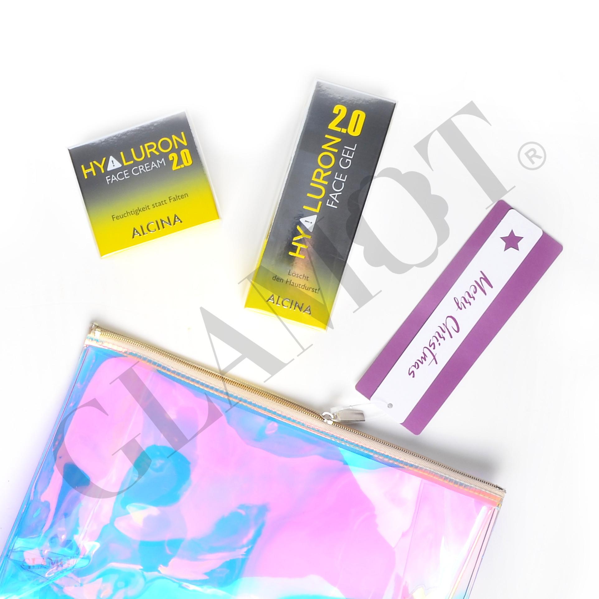 Alcina Hyaluron 20 Skincare Gift Set Glamotcom