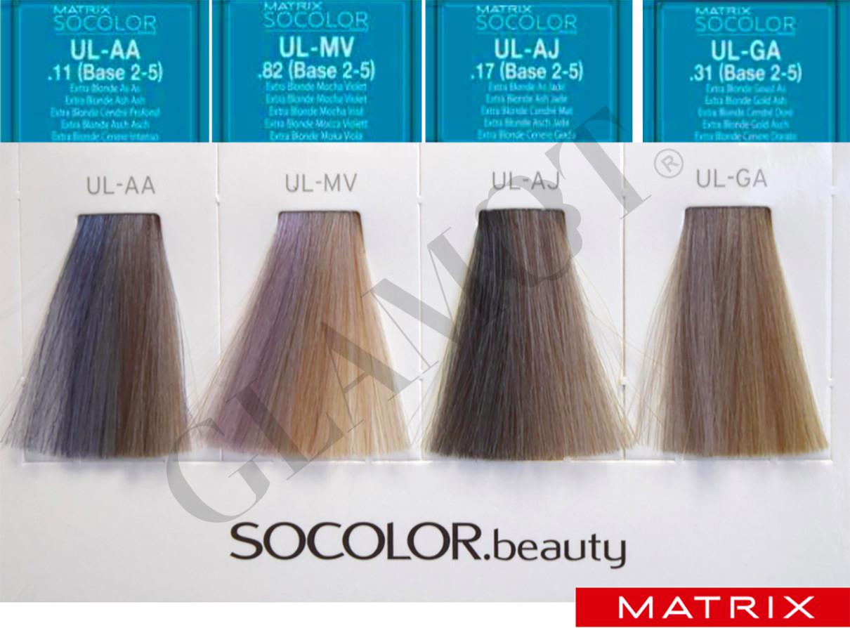 Matrix Socolor Ultra Blonde Glamot Com