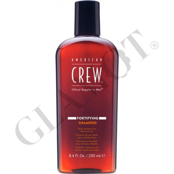american crew fortifying shampoo kr ftigungsshampoo f r. Black Bedroom Furniture Sets. Home Design Ideas