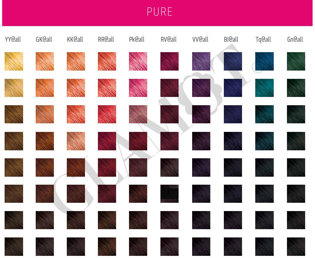 Goldwell Elumen Hair Color Glamot De