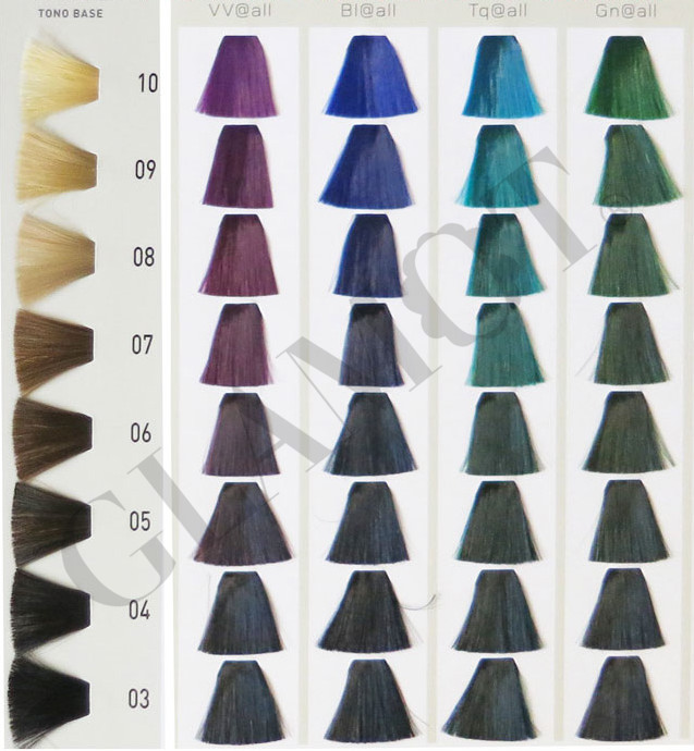 Goldwell Elumen Hair Color Semi Permanent Hair Color