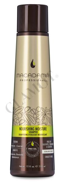 Sun Damaged Lips: Macadamia Nourishing Moisture Shampoo