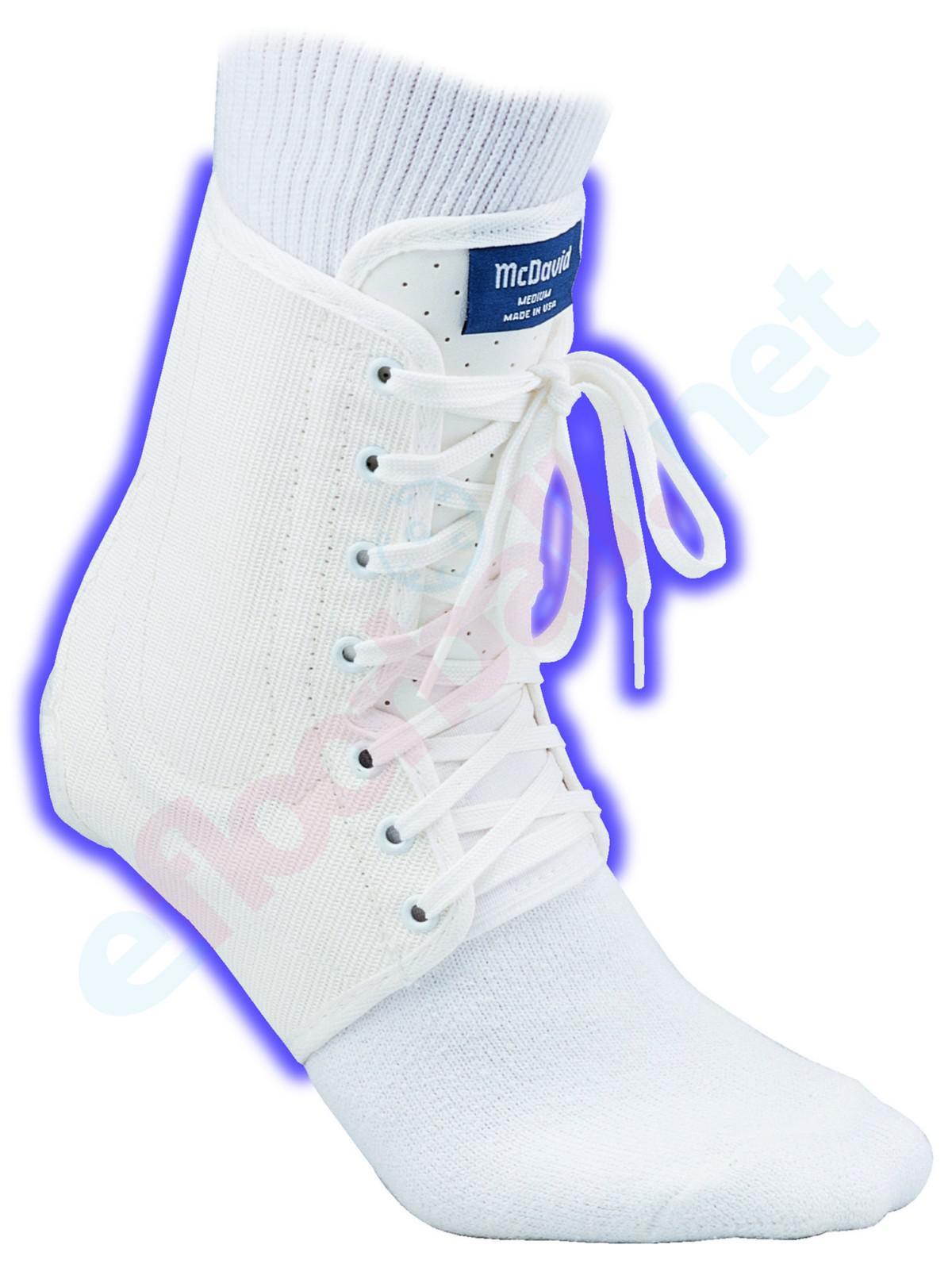 Ankle brace for McDavid Soccer Ankle Brace 196R ...