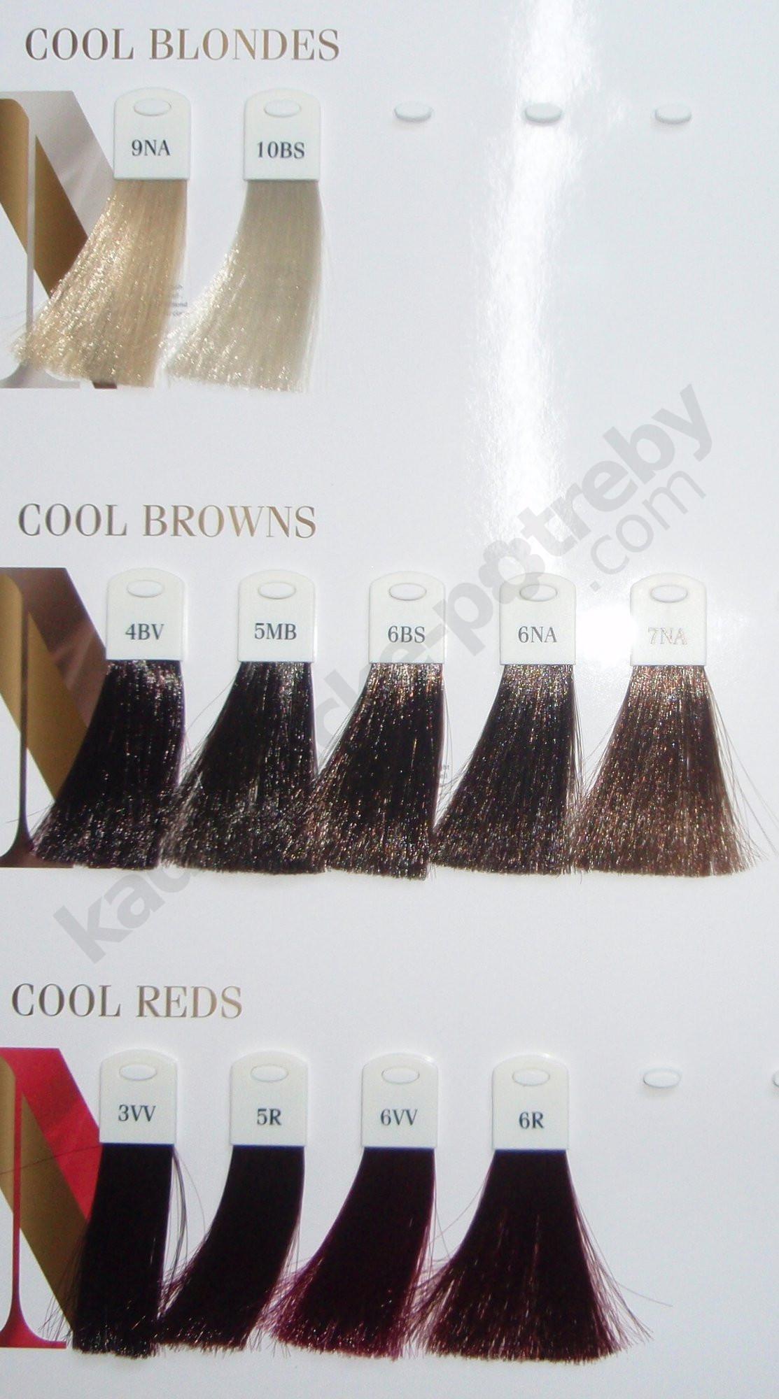 Hair Colour Goldwell Nectaya Kadernicke Potreby Com
