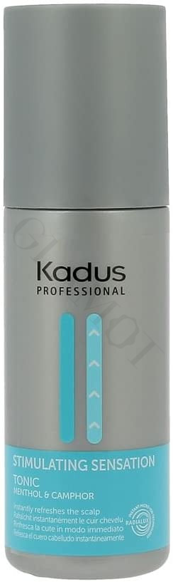 Kadus Professional Scalp Stimulating Sensation Tonic Glamot Com