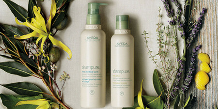Aveda – A Bit Different Hair Care
