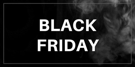 BLACK FRIDAY is here! Discounts 15 - 40 %