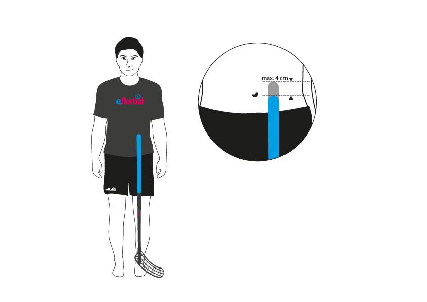 Jak vybrat správně velikost florbalové hole   570d430412