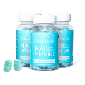 Hair vitamins and Nutritional supplements for hair