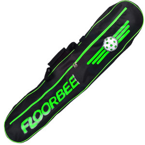 Toolbag for floorball sticks and other equipment