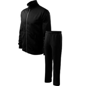 Sets of track pants and sports jackets