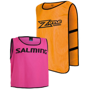 Training vest for floorball