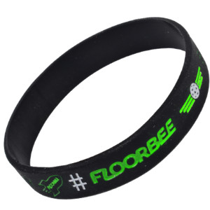 Sports bracelets for floorball