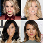 26 best LOB hairstyle! + TIP how to create wavy LOB