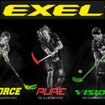 Exel Floorball - collection 2016/2017